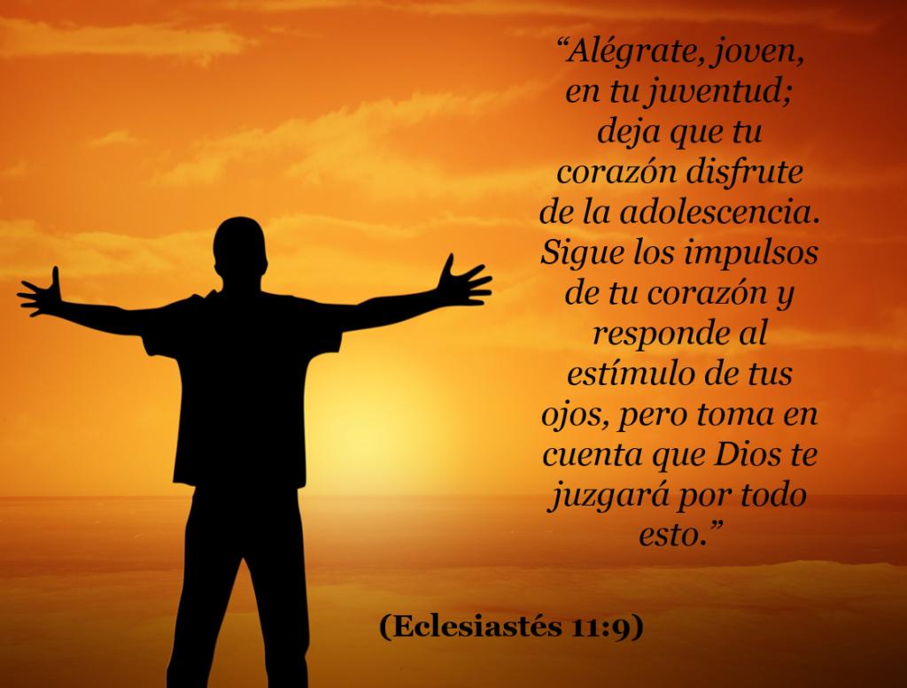 15 Versículos Bíblicos De Reflexión Y Motivación Para Los Jóvenes Caminocondios Org